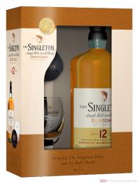 The Singleton of Dufftown 12 Jahre mit Gläsern