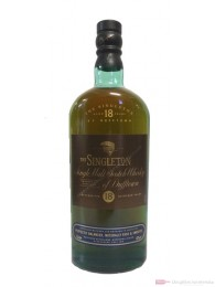 The Singleton of Dufftown 18 Jahre