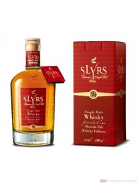 Slyrs Marsala finished Single Malt Whisky 0,7l