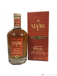 Slyrs Pedro Ximenez finished Single Malt Whisky 0,7 l