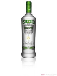 Smirnoff Green Apple Wodka 37,5% 0,7l Flasche
