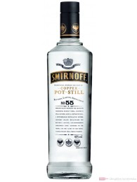 Smirnoff Vodka black Label No.55 1,0 l