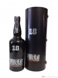 Smokehead 18 Years Extra Black Islay Single Malt Scotch Whisky 0,7l