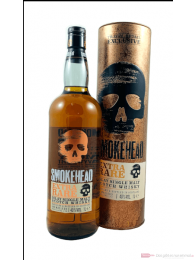 Smokehead Extra Rare Single Malt Scotch Whisky 1,0l