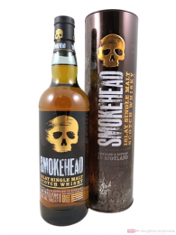 Smokehead Islay Single Malt Scotch Whisky 0,7l