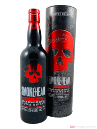 Smokehead Sherry Bomb Single Malt Scotch Whisky 0,7l
