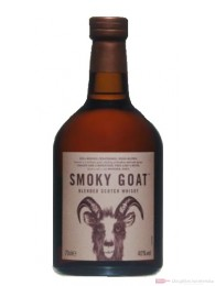 Smoky Goat Blended Scotch Whisky 0,7l
