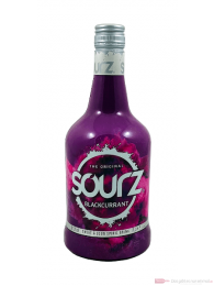Sourz Blackcurrant Likör 0,7l