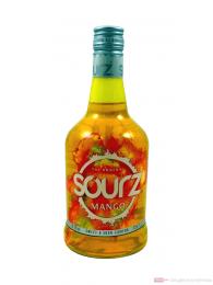 Sourz Mango Likör 0,7l
