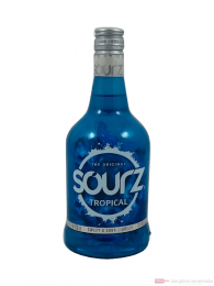 Sourz Tropical Likör 0,7l