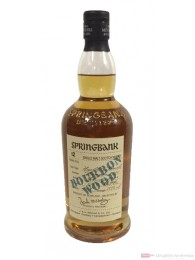 Springbank 12 Years Bourbon Wood
