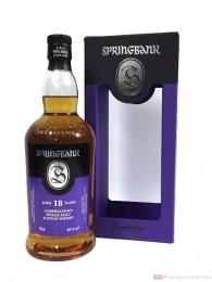 Springbank 18 Years
