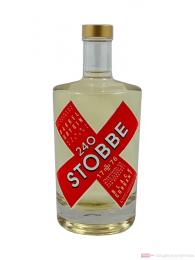 "Stobbe 1776 ""240"" Fassfüllung Barrel Dry Gin 0,5l"