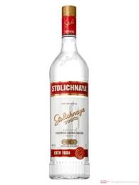 Stolichnaya Vodka 1,0l