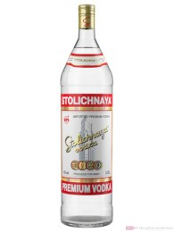 Stolichnaya Vodka 3l