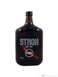 Stroh Fire Chili Spiced Spirit Aperitif 0,7l