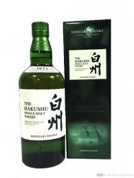 Suntory Hakushu Distillers Reserve