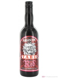 Tabu Absinth Red 0,7 l