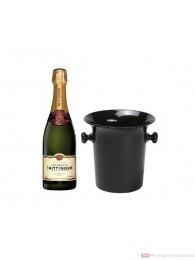 Taittinger Champagner Brut Réserve in Champagner Kübel 0,75l