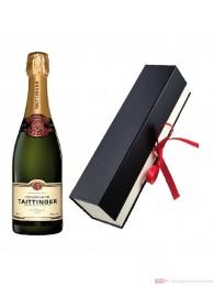 Taittinger Champagner in Geschenkfaltschachtel