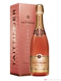 Taittinger Champagner Brut Prestige Rosé GP 12 % 0,75l Flasche