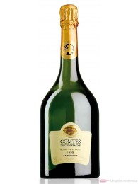 Taittinger Champagner Comtes de Champagne Blanc de Blanc 1999 12 % 0,75 l. Flasche