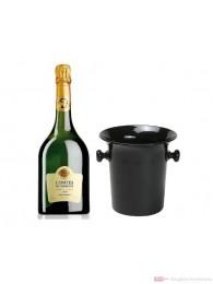 Taittinger Comtes de Champagne Blanc de Blanc 2006 in Kübel 0,75l