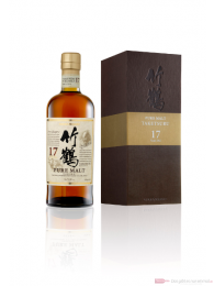 Nikka Taketsuru 17 Years Japanees Pure Malt Whisky 0,7l