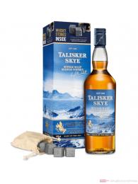 Talisker Skye mit 4 Whisky-Steinen