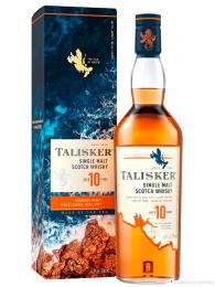 Talisker 10 years new Design Single Malt Scotch Whisky 0,7l