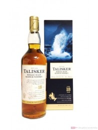 Talisker 18 Jahre Skye Single Malt Whisky 0,7l