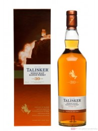 Talisker 30 Jahre Skye Single Malt Scotch Whisky 0,7l