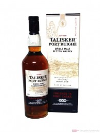 Talisker Port Ruighe Single Malt Scotch Whisky 0,7l
