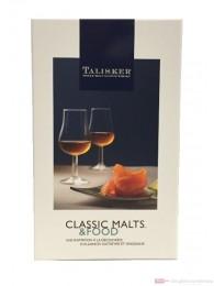 Talisker Port Ruighe mit 2 Gläsern