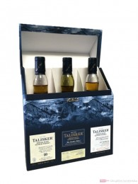 Talisker Gift Pack Single Malt Scotch Whisky 3 - 0,2l.
