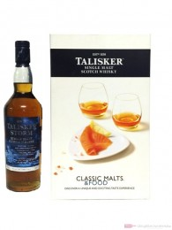 Talisker Storm Classic Malts & Food Edition 0,7l