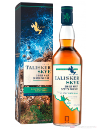 Talisker Skye Single Malt Scotch Whisky 0,7l Flasche