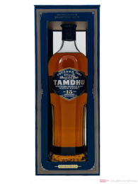Tamdhu 15 Years Single Malt Scotch Whisky 0,7l