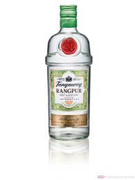 Tanqueray Rangpur Lime distilled Gin 0,7l
