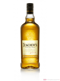 Teacher's Blended Scotch Whisky 40% 0,7l Flasche