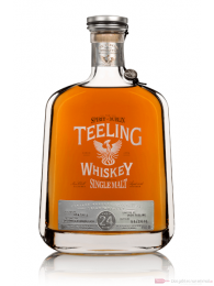 Teeling 24 Years Single Cask 1991 Irish Whiskey 0,7l