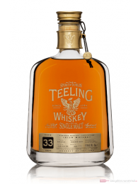 Teeling 33 Years Irish Whiskey 0,7l
