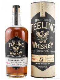 Teeling Single Cask Chestnut 13 Years Irish Whiskey 0,7l