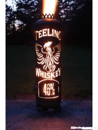 Teeling Whiskey Feuerstelle mit Tür