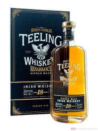 Teeling 18 Years Renaissance Irish Whiskey 0,7l