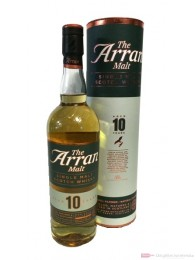 The Arran 10 Years Island Single Malt Scotch Whisky 0,7l