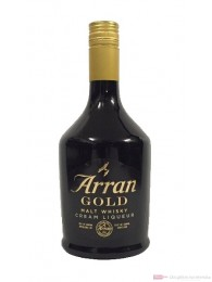 The Arran Gold Cream Liqueur 0,7l