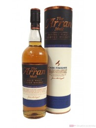 The Arran Malt Port Cask Finish Island Single Malt Scotch Whisky 0,7l