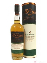 The Arran Malt Sauternes Cask Finish Single Malt Scotch Whisky 0,7l