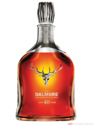 The Dalmore 40 Years Single Malt Scotch Whisky 0,7l